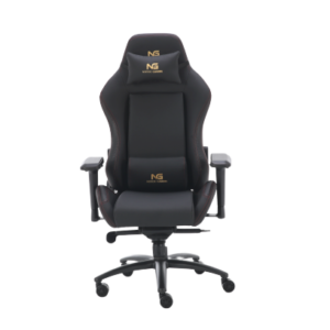 Nordic gaming Gold premium se gaming chair black gold