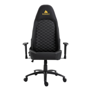 Nordic gaming Executive Assistant black gaming chair