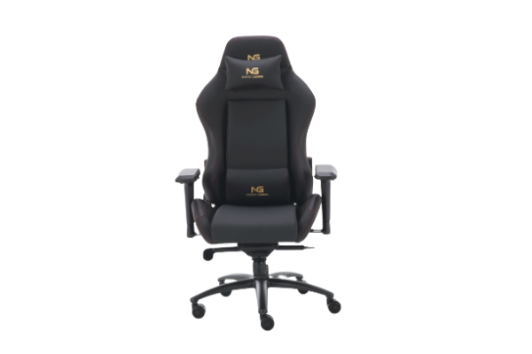 Gaming-Chair-Gold-Black-nordic-gaming