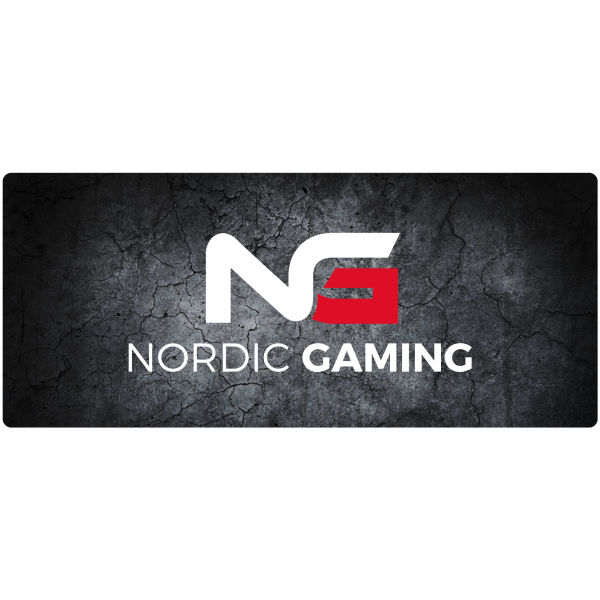 Nordic gaming mouse pad large