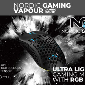 Nordic gaming gaming mouse Vapour