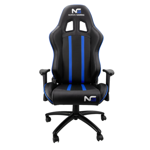 Nordic gaming carbon gaming chair blue