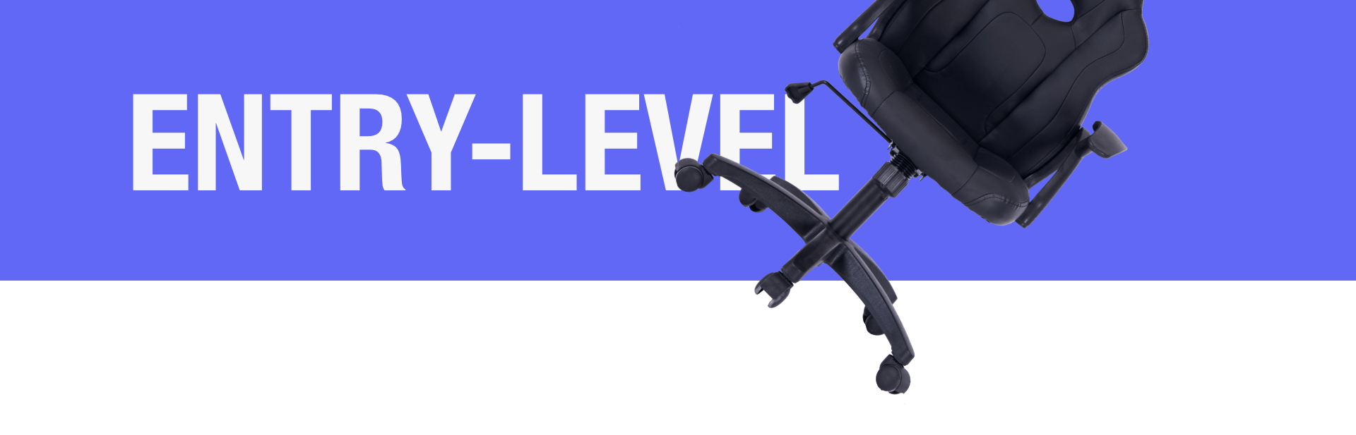 Entry-level Gaming Chairs